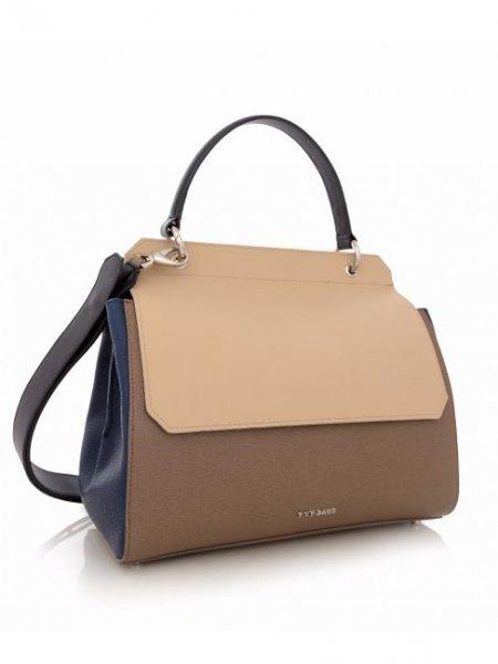 Beige Adaliz Shoulder Bag