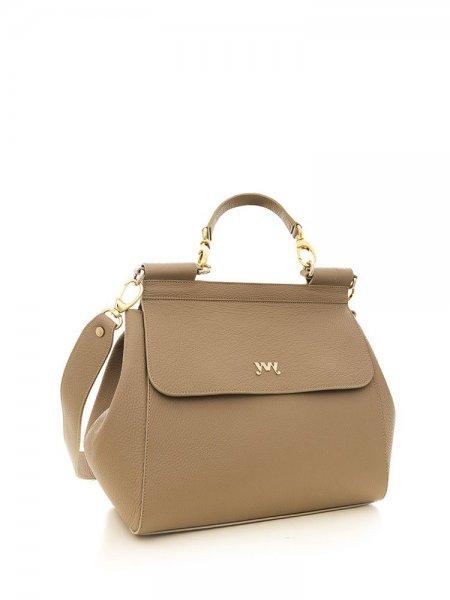 Beige Freya Shoulder Bag