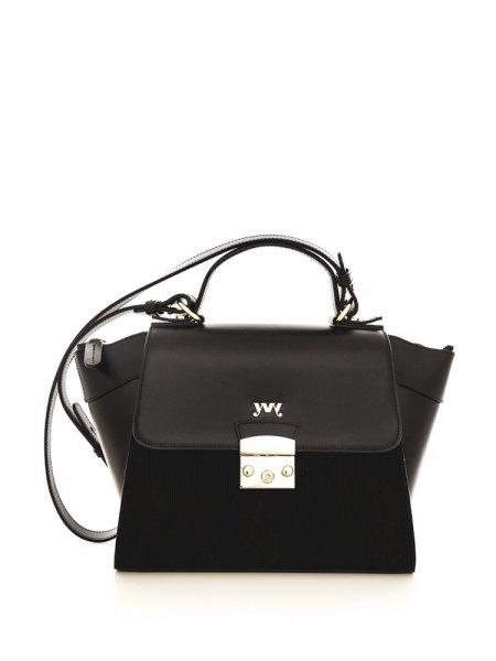 Black Cinderella Shoulder Bag