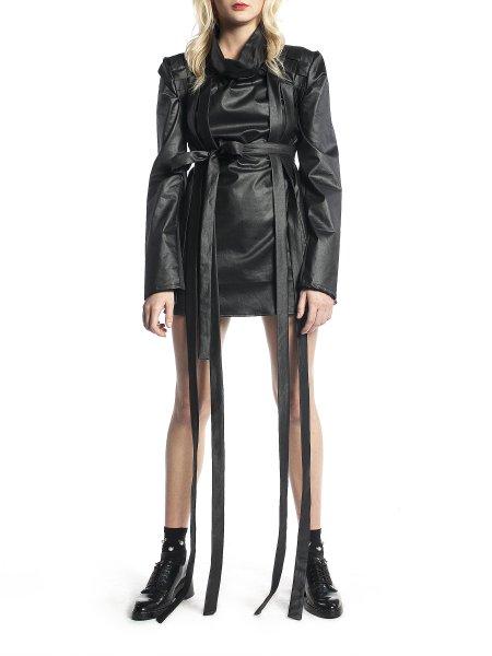 Black Deconstructed Jacket