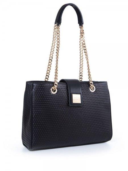 Black Lady Boss Shoulder Bag