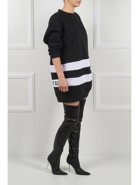 Black Long Sweatshirt