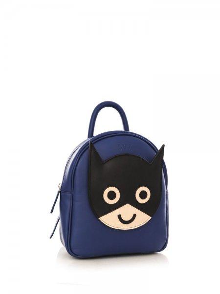 Blue Ami Batman Backpack