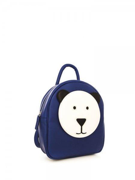 Blue Ami Bear Backpack