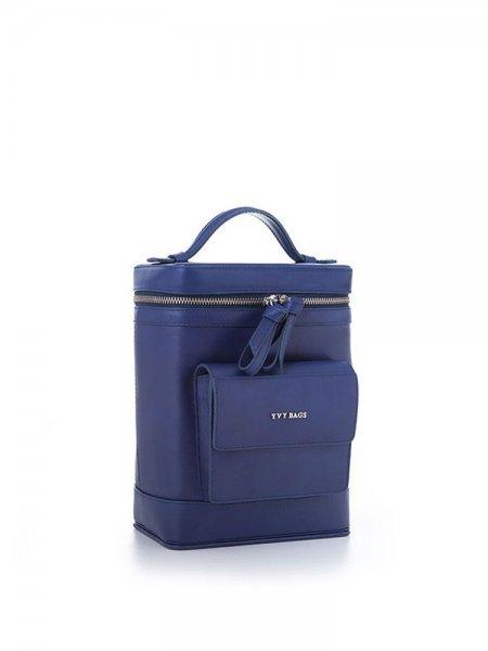 Blue Colette Structured Bag