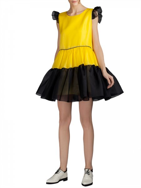 Bumblebee Dress