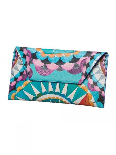 Circular Wishes Envelope Bag