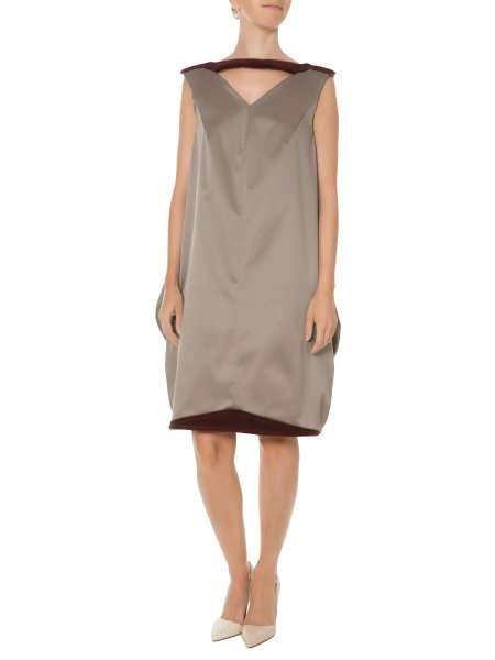 Cut out Geometrical Dress