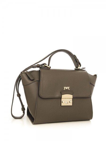 Dark Grey Cinderella Shoulder Bag