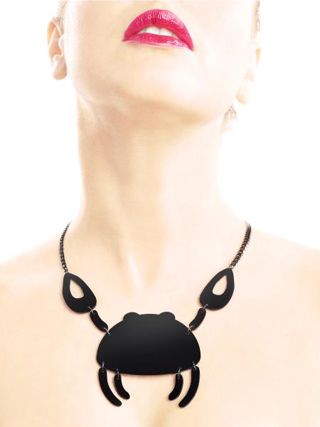 Going Backwards Necklace