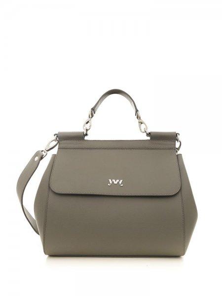 Grey Freya Shoulder Bag