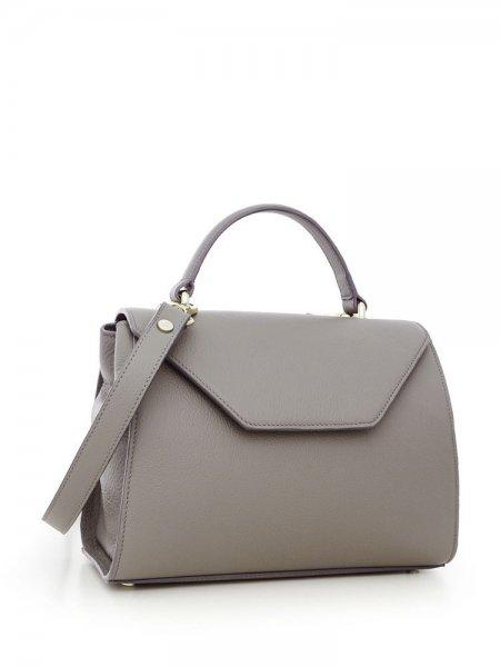 Grey Maria Shoulder Bag