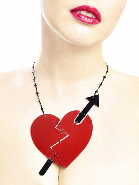 Heartbreaker Necklace