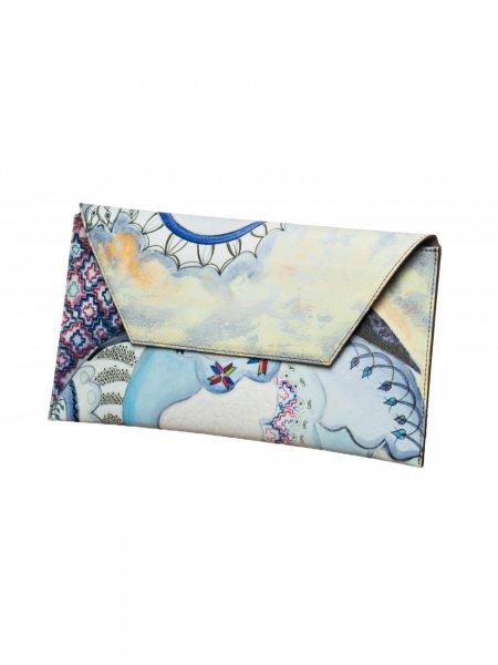 Imperfect Harmony Envelope Bag