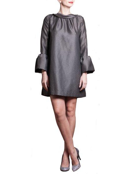 Mini Squared Dress