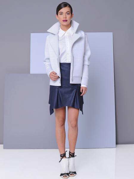 Neoprene Grey Jacket