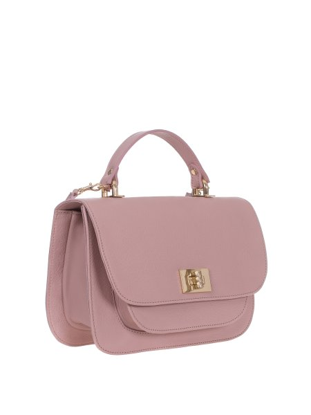 Pink Shoulder Mini Bag