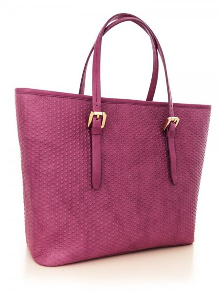 Purple Belle Shoulder Bag