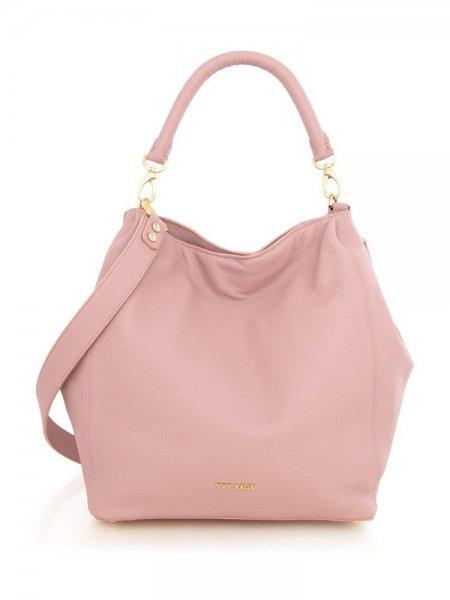 Soft Pink Shoulder Bag