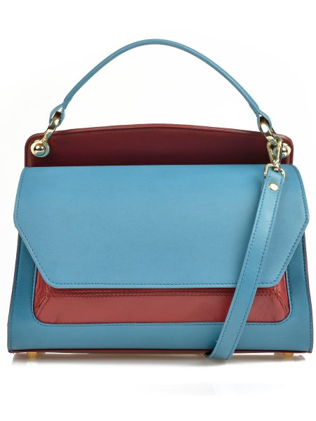 Turquoise Handcrafted Bag