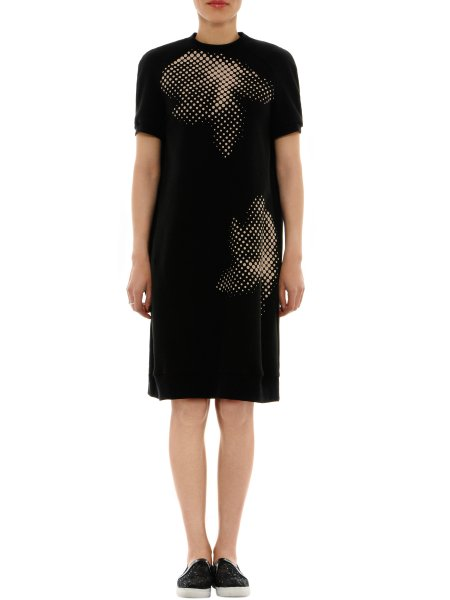 Turtle Dress Black